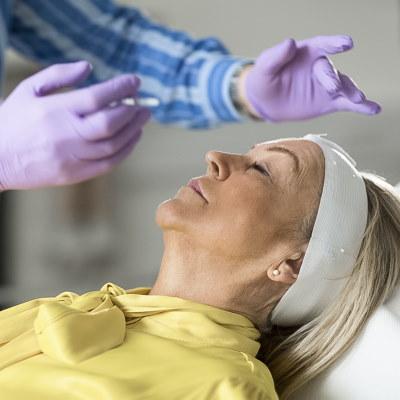 doctor-led treatments
