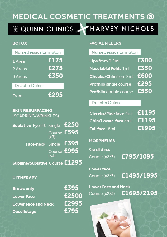 HN Price List 2