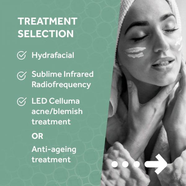 Ultimate Skin Treatment Package 3