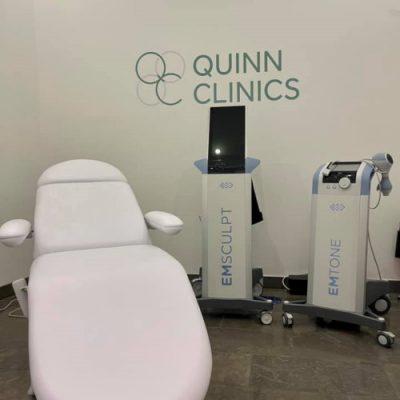 Harvey Nichols Body Shaping Treatment Room
