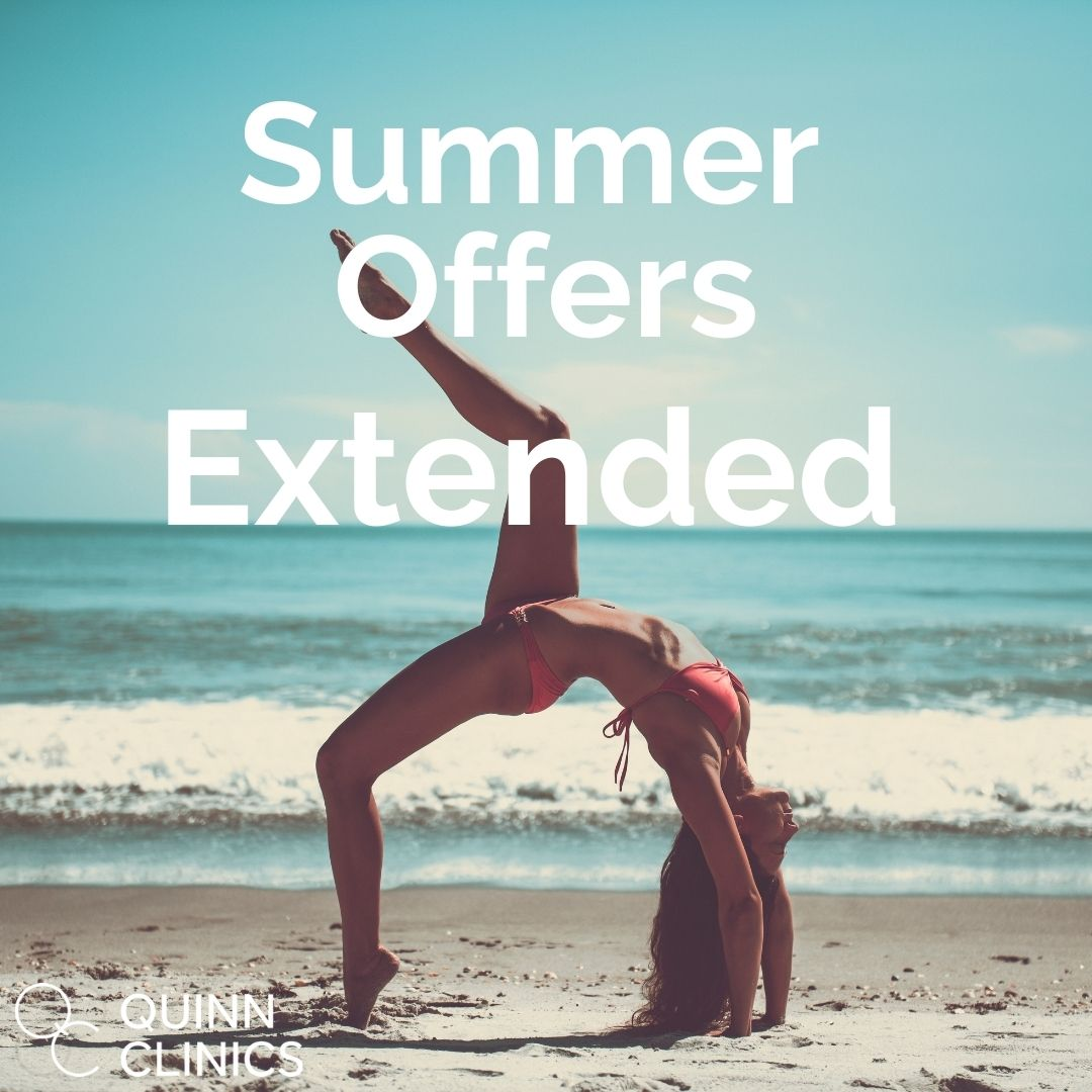 Special Offers EXTENDED – Facials & Body Shaping
